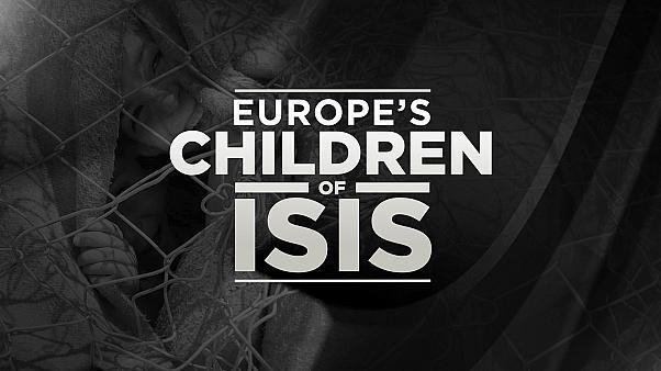 Europe's Children of ISIS - cover