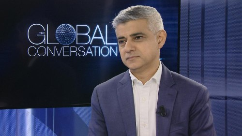 """Sadiq Khan : """"Une citoyenneté associée à l'UE pour les Britanniques"""""""