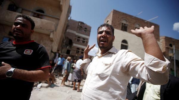 التحالف بقيادة السعودية يقول إنه بدأ عملية نوعية ضد أهداف عسكرية في صنعاء