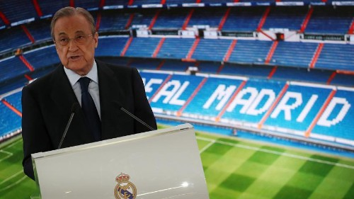 Real Madrid reveal plans for women's football team
