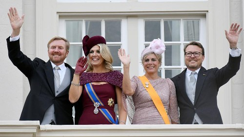 Royals celebrate Prinsjesdag, the opening of the parliamentary year