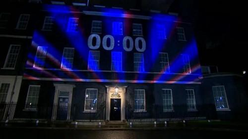 Brexit: Jubel in London, Protest in Schottland und Nordirland