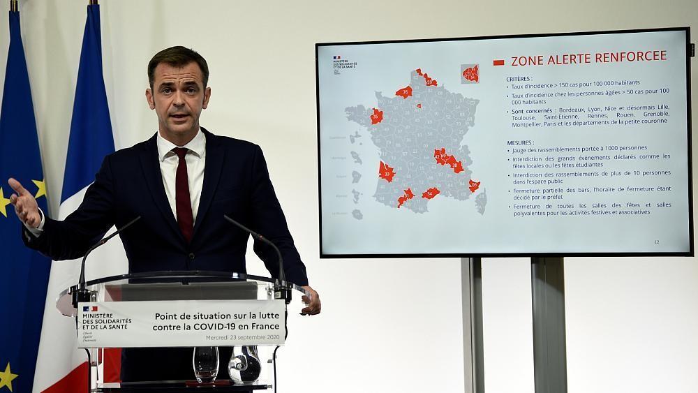 Марсель - закрытый город: власти Франции ввели новые ограничения