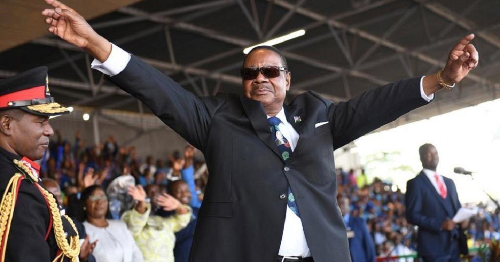 Malawi president, ministers take 10% salary cut to fight coronavirus | Africanews
