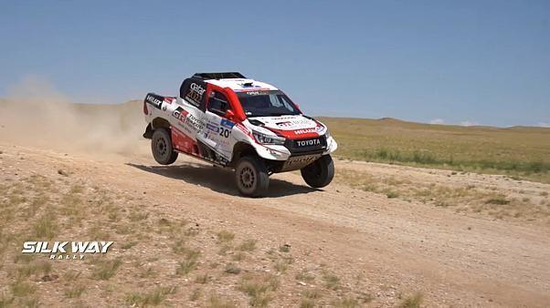 Silk Way Rallye 2019 - Nasser Al-Attiyah ist nicht zu stoppen