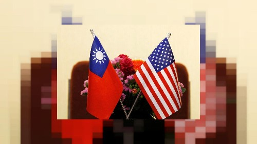 Taiwan and U.S. security officials hold rare meeting amid China tension