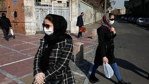 Coronavirus: 34 Tote im Iran - viele neue Infektionen
