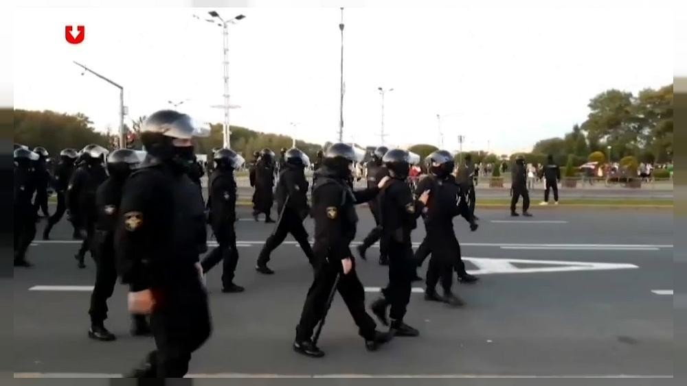 Situazione In Bielorussa  - cover