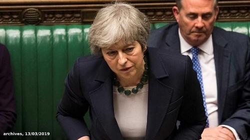LIVE zum Brexit: Was nun, Theresa May? Corbyn spricht von nationaler Krise