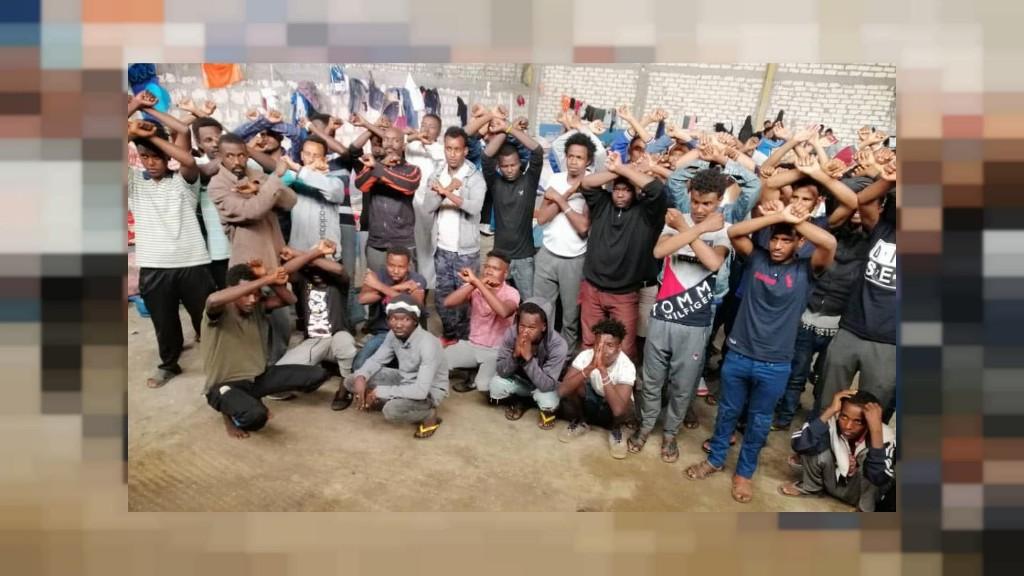 Reportaje especial ACNUR en Libia - cover