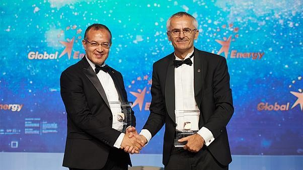 The Global Energy Prize recognises the work of two leading scientists