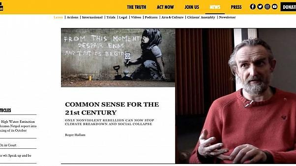Aufschrei: Extinction Rebellion Mitbegründer verharmlost Holocaust