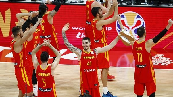 Spain beats Argentina 95-75 to win basketball World Cup