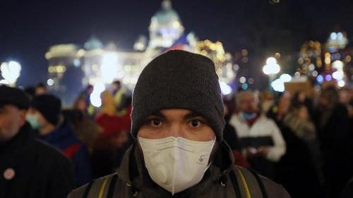 Pollution : les Serbes dénoncent l'inaction de leur gouvernement