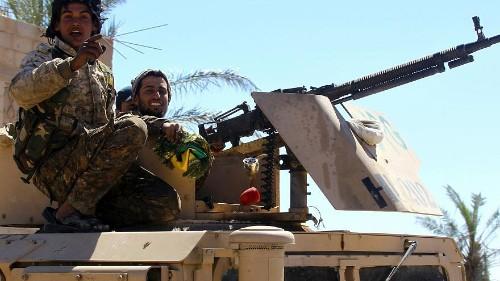 """بعد خسارته آخر جيب له ... """"داعش"""" يتبنى هجوماً على قوات كردية شمال سوريا"""