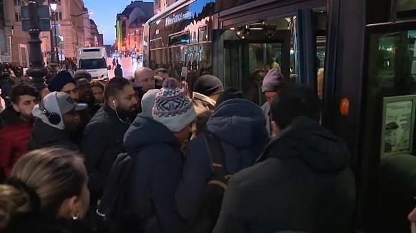 Réforme des retraites : les transports perturbés en France ce week-end