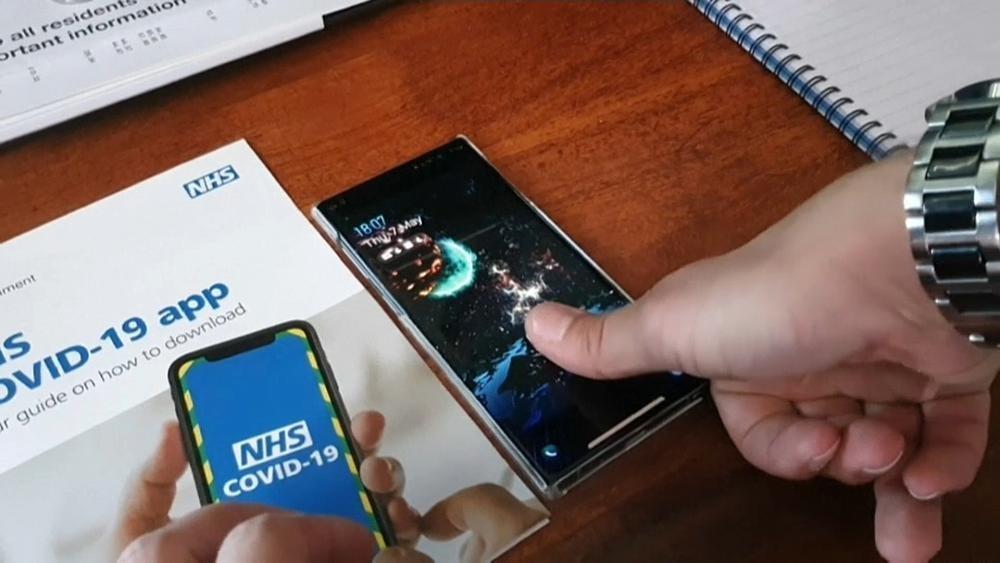 Der nächste Datenskandal? Angst vor britischer Corona-App
