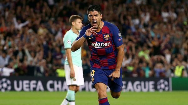 Champions League 2019: Barca siegt gegen Inter Mailand