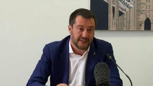 Salvini lädt Europas Populisten nach Italien ein