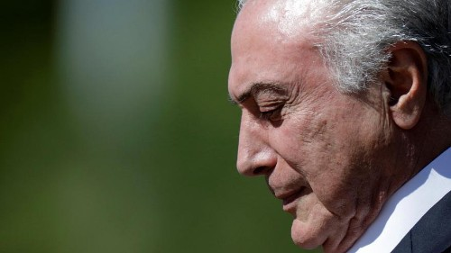 Brazilian President Michel Temer acquitted of illegal campaign funding