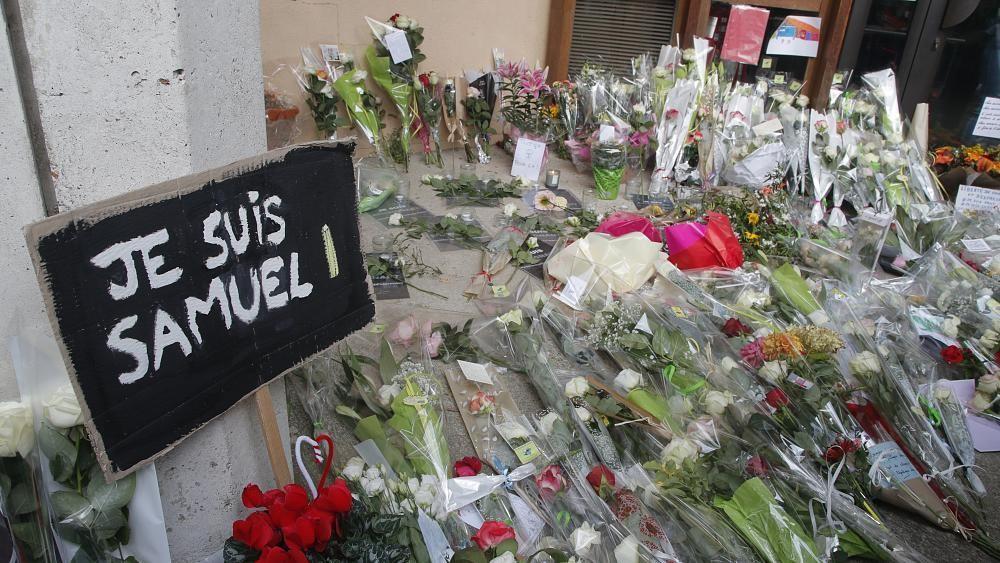 France beheading: Macron promises crackdown on radical Islam after murder of teacher Samuel Paty