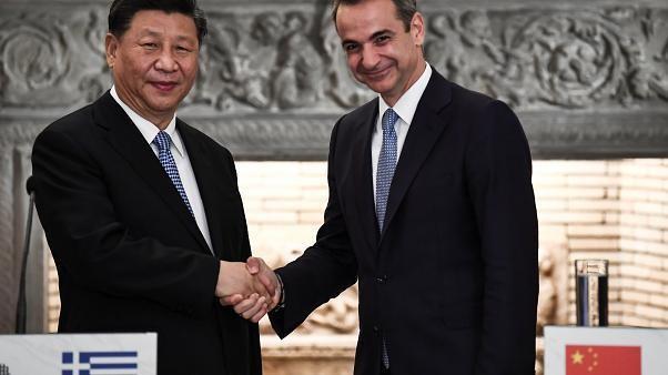 La Chine veut conforter ses positions en Grèce