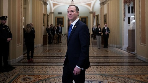 Trump suggests Schiff will pay a 'price' for pushing impeachment
