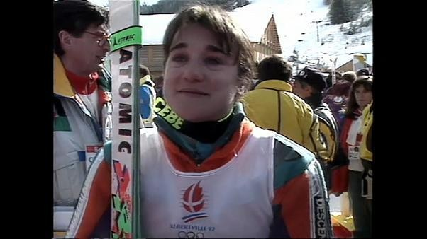 Madrid: Abschied von Ex-Olympiasiegerin Fernandez