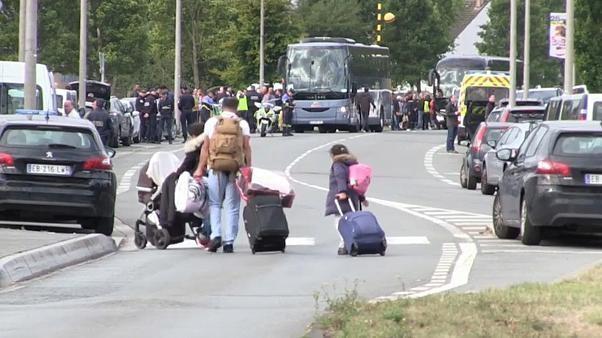 """Slum geschlossen"": Flüchtlingslager am Ärmelkanal geräumt"
