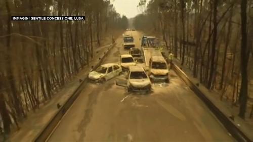 Il Portogallo a due anni dal grande incendio