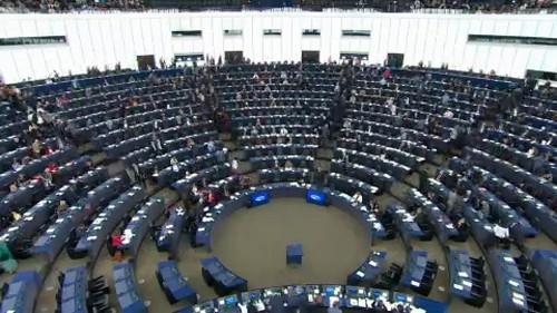 Dernière plénière à Strasbourg pour les eurodéputés britanniques