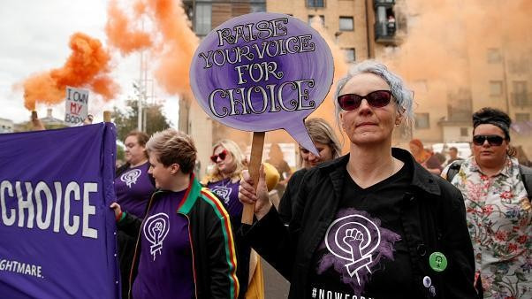 Historic moment in Northern Ireland: Abortion and same-sex marriage laws set to change at midnight