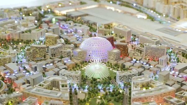 Expo 2020: Nachhaltigkeit und Zusammenarbeit im Fokus