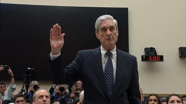 Mueller-Anhörung: Trump triumphiert, Demokraten sehen Schuld bewiesen