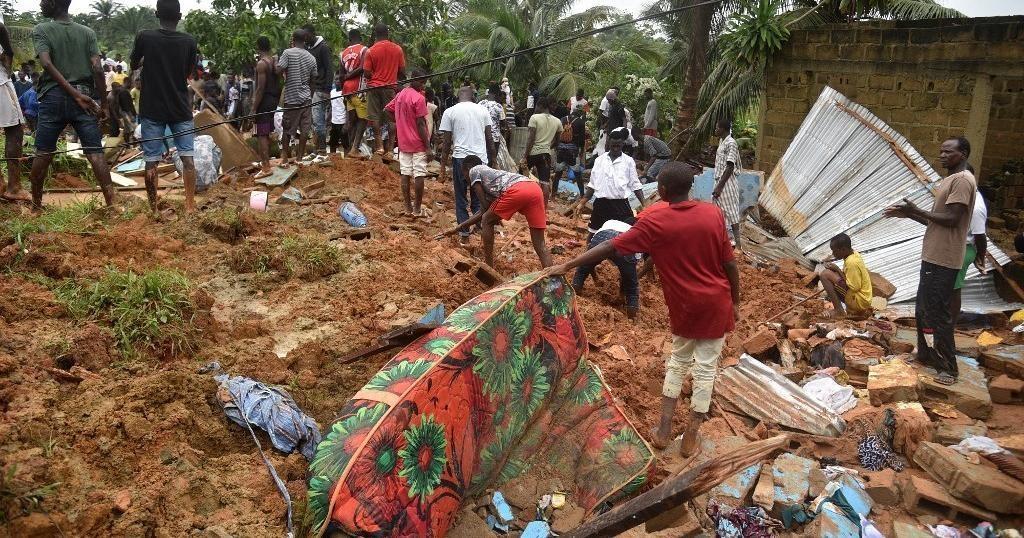 Death, destruction as landslide ravages parts of Ivory Coast | Africanews