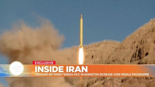 Inside Iran: the fresh missile threat causing alarm in Washington