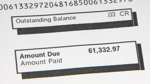 Plus de 40 000 € de facture téléphoniue au Canada !