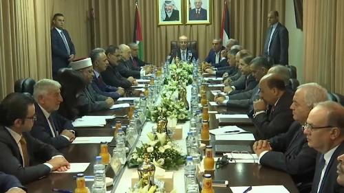 Langsame Versöhnung: Erstes Ministertreffen in Gaza seit 2014