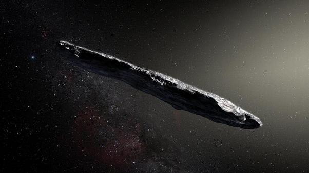 Das Rätsel um Oumuamua - Asteroid könnte außerirdisches Raumschiff sein