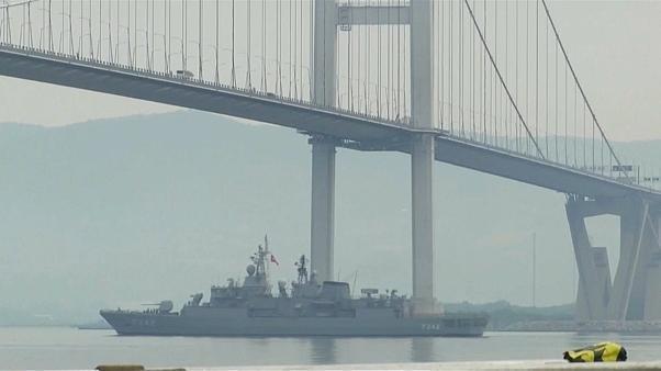 Erdgasstreit vor Zypern - Türkische Marine fängt israelisches Schiff ab