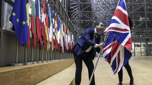 British government spent at least €5 billion preparing for Brexit