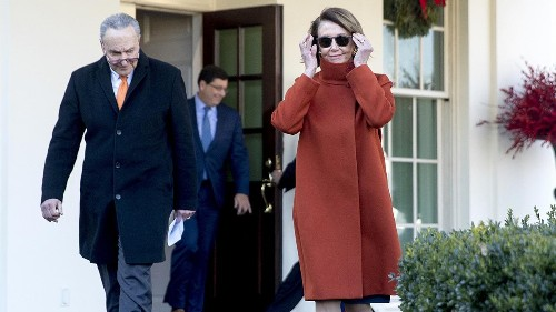 Nancy Pelosi's coat is so popular, the company is bringing back the style