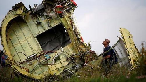 MH17: следствие предъявляет обвинения