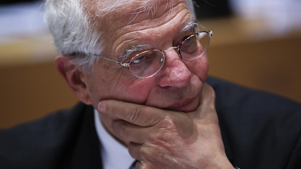 Iran, USA, Türkei - die neuen Herausfordedrungen für Borrell