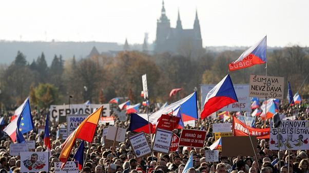 Thousands expected at Prague protest against Czech PM Andrej Babis