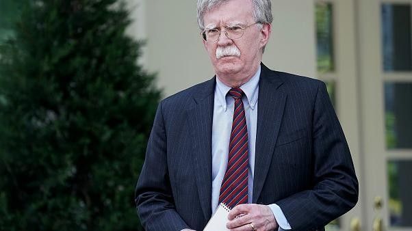 Trump and John Bolton argued over Iran sanctions