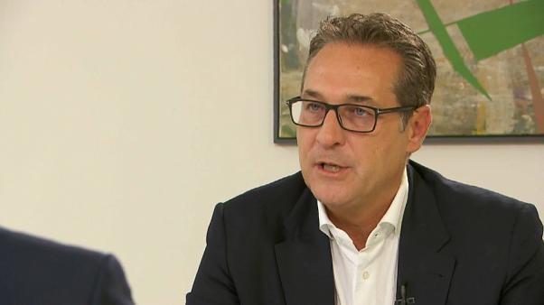 """H.C. Strache spricht von """"Willkür"""" und kündigt Comeback an"""