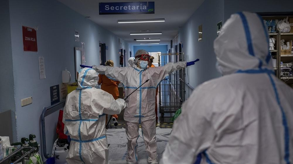 Coronavirus: Spain becomes first country in western Europe to hit 1 million COVID-19 cases