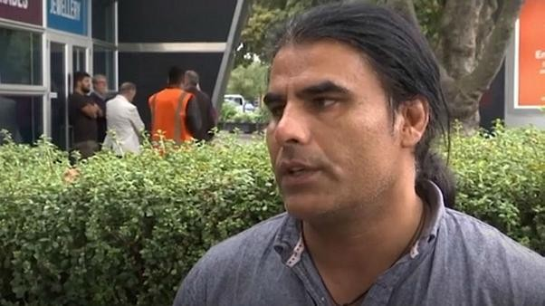 Meet Abdul Aziz, the Christchurch hero who chased the attacker away