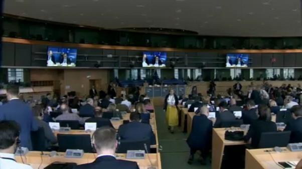 Rechtsnationalisten im EU-Parlament kaltgestellt